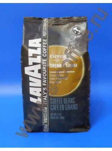 910019 Кофе в зёрнах Lavazza Crema e Aroma Espresso 1 кг. (специальная цена)