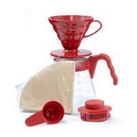 5153242 Набор дрип-кофе HARIO V60 красный