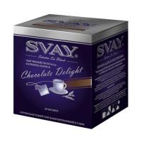 044121 Чай Svay черный шоколад, клубника, ваниль 20*2гр.