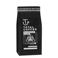 300524 Кофе в зернах Total Coffee SUPREMO Dark, 500 гр.