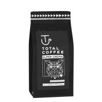 320106 Кофе свежеобжаренный в зернах Total Coffee SUPER CREMA, 500 гр.