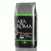 030010 Кофе в зёрнах Alta Roma Verde 1 кг.