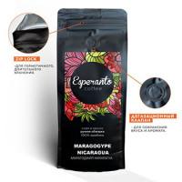 320012 Кофе в зернах Esperanto Марагоджип Никарагуа 500 гр