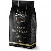 210179 Кофе в зернах Jardin Bravo Brazilia, 1 кг.
