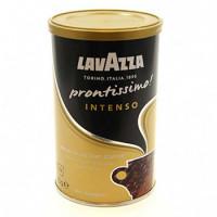 Кофе натуральный, растворимый, сублимированный Lavazza Prontissimo Intenso, ж/б, 95 гр.