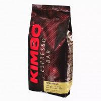 230054 Кофе в зернах Kimbo Extra Cream, 1 кг.
