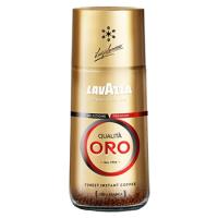 220068 Кофе растворимый Lavazza Oro, 100 гр. стеклянная банка