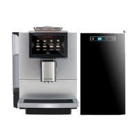 001806 Кофемашина Dr.Coffee F10 + охладитель