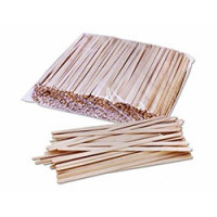 300029 Размешиватель деревянный 140 мм. (800 шт.)