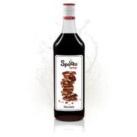 002036 Сироп Spoom Шоколад, 1 л.