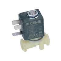 1120441 Клапан электромагнитный  2х ходовой Delonghi ESAM