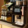 Кофемашина на АЗС