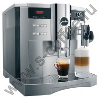 Аренда суперавтоматической кофемашины Jura S9 One Touch