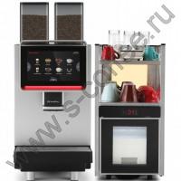 250540 Холодильник с емкостью для молока и подогревом для чашек