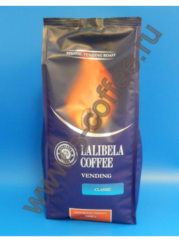 002049 Кофе в зернах Lalibela Coffee Classic Vending, 1 кг.