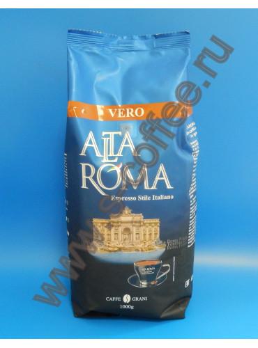002124 Кофе в зёрнах Alta Roma Vero, 1 кг.