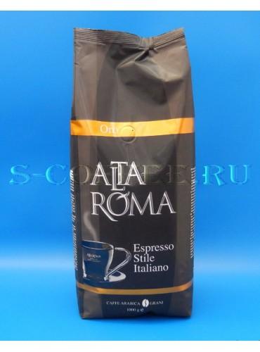 350018 Кофе в зёрнах Alta Roma Oro 1 кг.