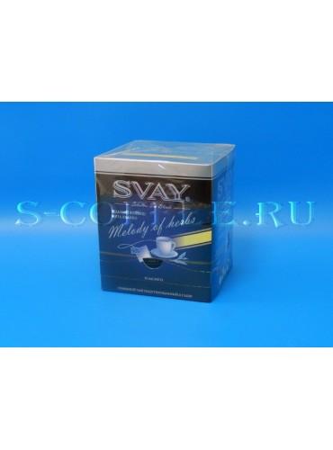 046248 Чай Svay зелёный ройбуш, мята, яблоко 20*2 гр.