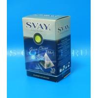 042684 Чай Svay зелёный китайский 20*2 гр.