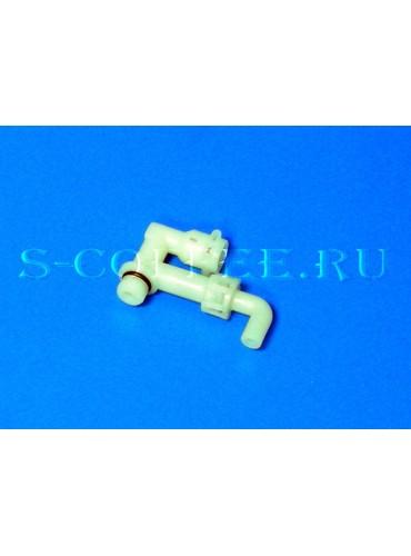 7313219431 Переход-клапан от помпы (запчасть для de'Longhi)