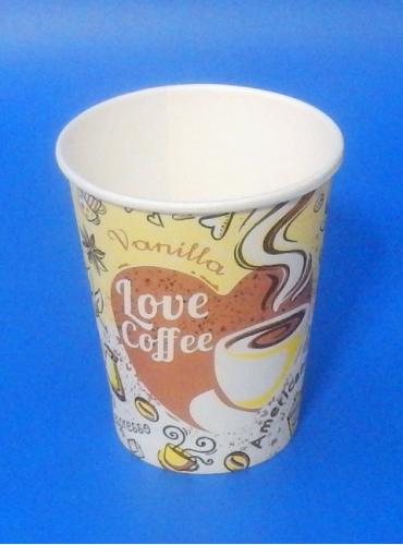 "440023 Стакан для горячих напитков ""COFFEE"" 250 мл."