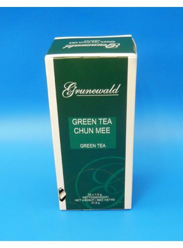 Чай пакетированный Grunewald Green Tea 25*1.5 гр.