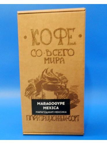 310020 Кофе в зернах Esperanto Марагоджип Мексика 500 гр