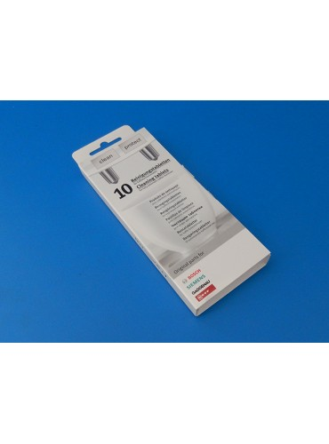 311769 Таблетки для чистки гидросистемы Siemens-Bosсh 10 шт./уп.