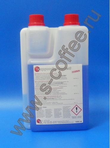 040031 Жидкость для чистки капучинаторов CAPPUCCINO PERFECT, 1л.