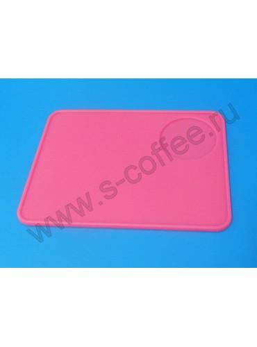 571911 Коврик для темпинга LF 15*20 см. розовый