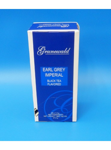 Чай пакетированный Grunewald Earl Grey 25*1.5 гр.
