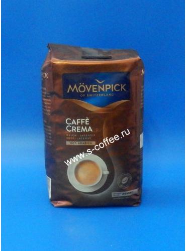 680023 Кофе в зёрнах Movenpick Caffe Crema, 500 гр.