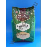 740012 Кофе в зернах Paulig Espresso Originale 1 кг.