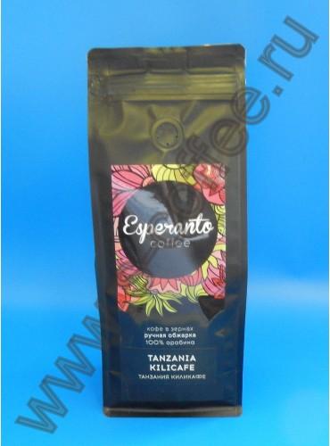 340027 Кофе в зернах Esperanto Танзания Каликафе 500 гр