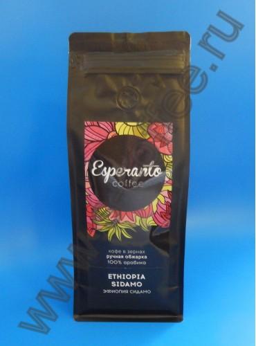 260035 Кофе в зернах Esperanto Эфиопия Сидамо 500 гр