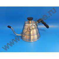 001752 Чайник 600 мл., нержавеющая сталь