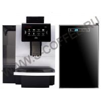 001806 Кофемашина Dr.Coffee F11 с увеличенным бункером воды + охладитель