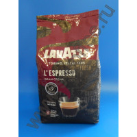 510025 Кофе в зёрнах Lavazza Gran Crema Espresso  1 кг. (специальная цена)